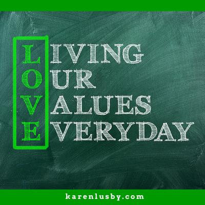 Values 10-14