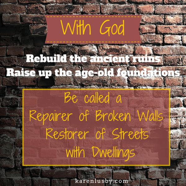 Isaiah 58 12-14